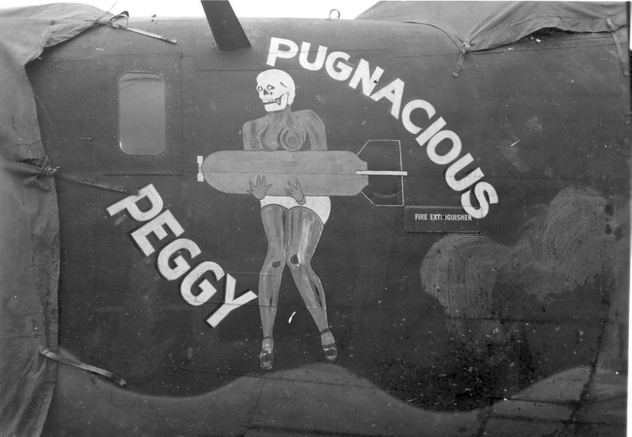 PugnaciousPeggy