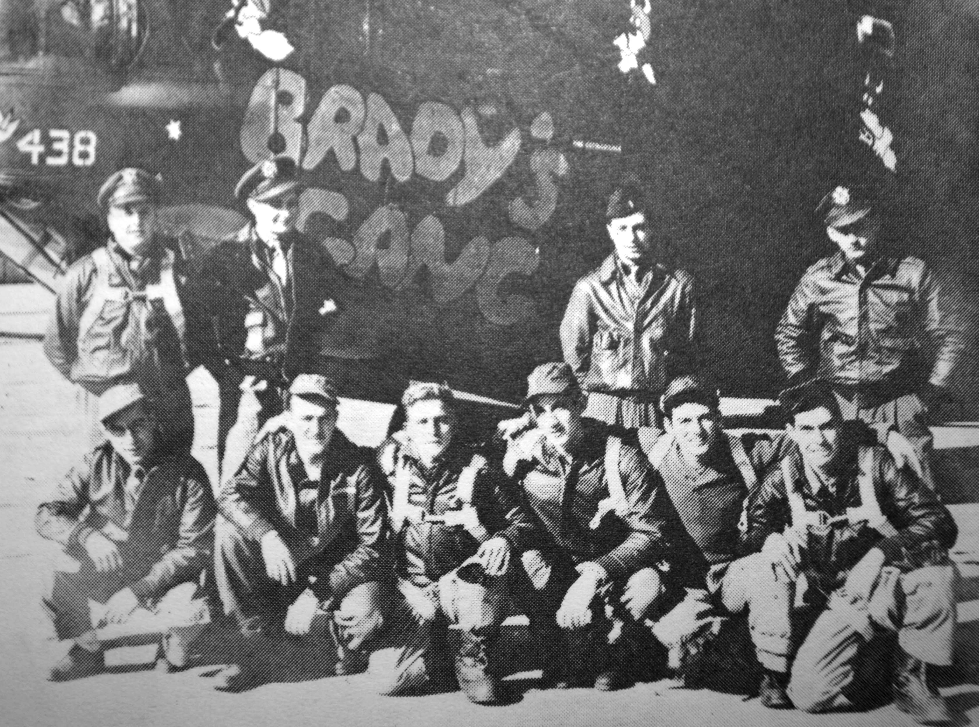 Brady Crew