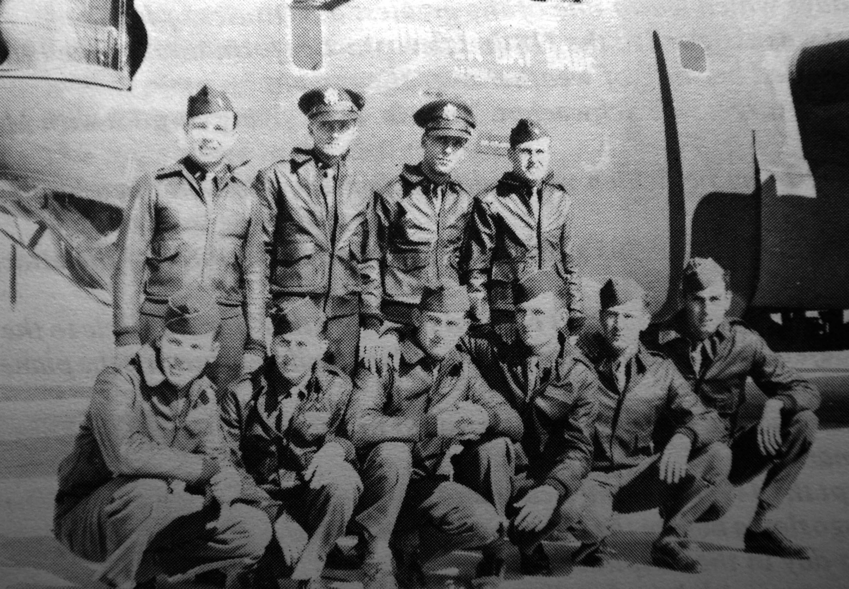 Kia Of Dayton >> Ridgeway Crew | 449th Bomb Group