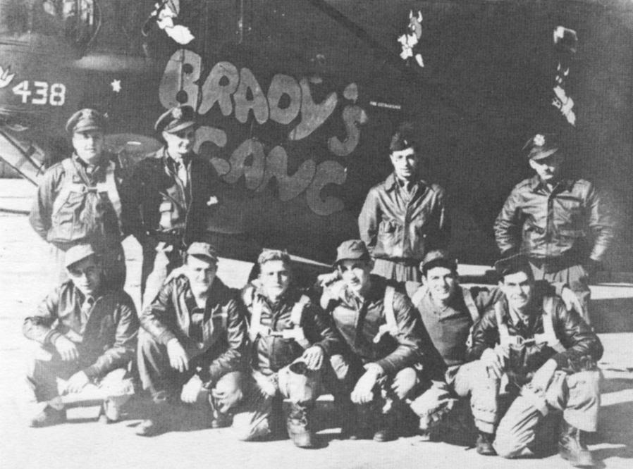 Brady's Gang