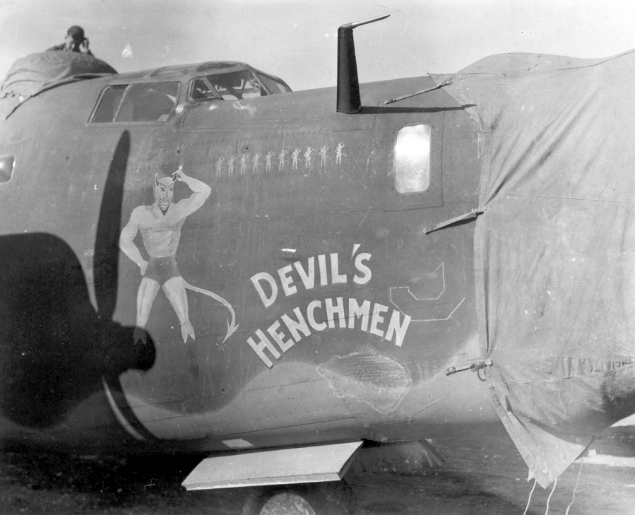 Devil's Henchmen