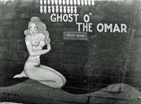 Ghost O' The Omar