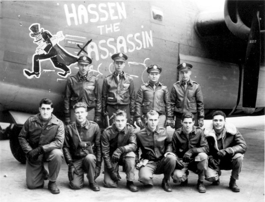 Hassen The Assassin
