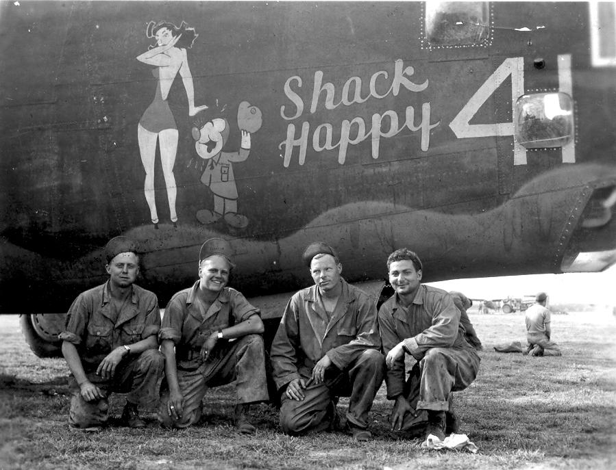 Shack Happy
