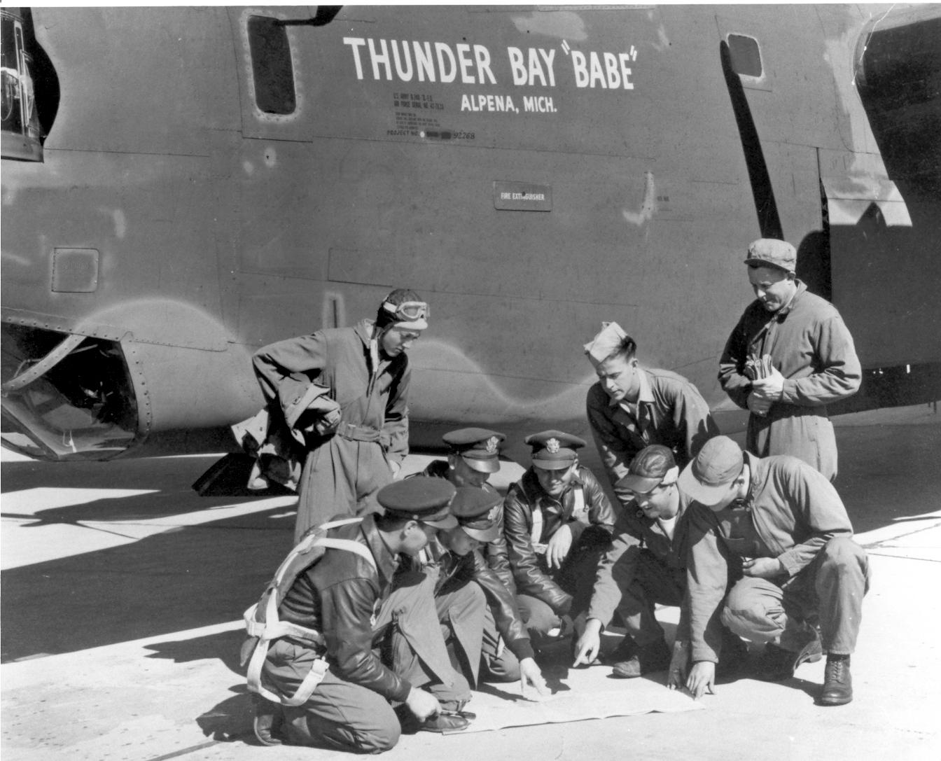 Thunder Bay Babe