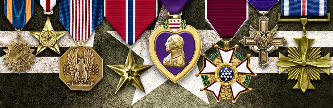 Medal Banner